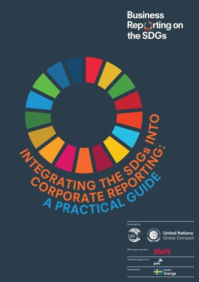 Integrating the Sustainable Development Goals into Corporate Reporting: A Practical Guide